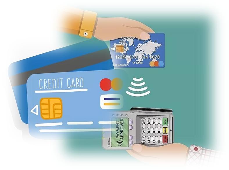 信用卡闪付功能重要性,pos机用卡必须要知道
