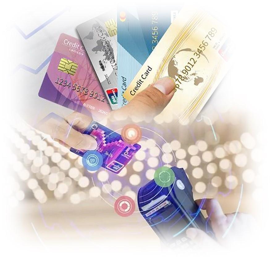 怎么办理POS机用卡?信用卡刚还就被降额,可救否?